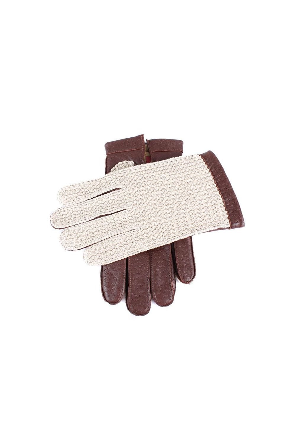 d6d62999551 Dents Mens Cotswold Warm Lined Crochet Back Driving Gloves ...