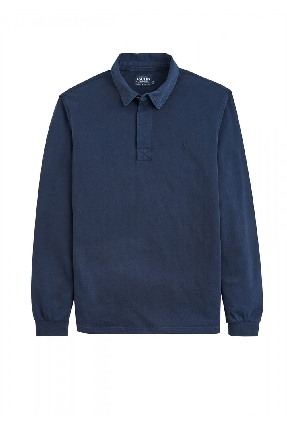 6ad7ad2cf72 Joules Mens Parkside Jersey Rugby Shirt - French Navy