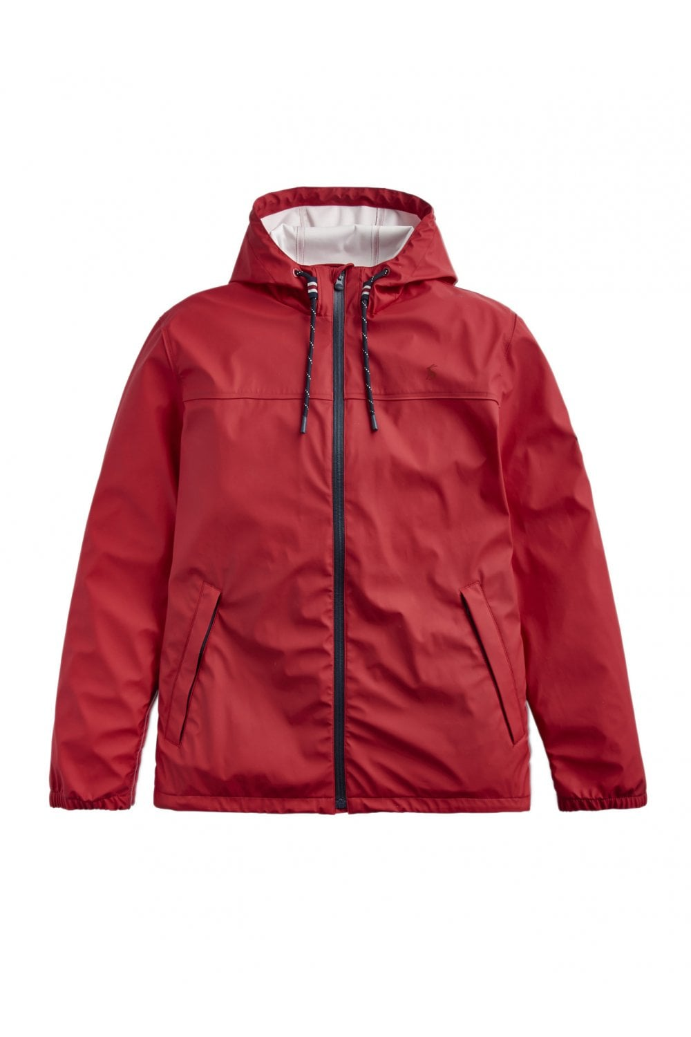 22a59c013 Joules Mens Portwell Lightweight Waterproof Jacket - Chinese Red ...
