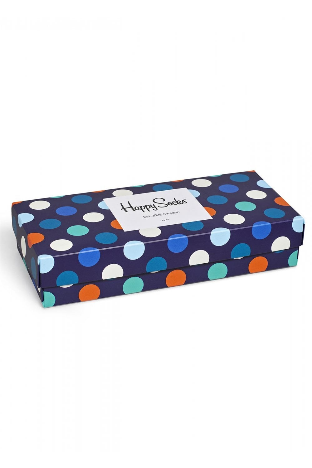 2a225ea2aae0 Happy Socks Mix Gift Box - 4 Pack - Socks from Potters of Buxton UK