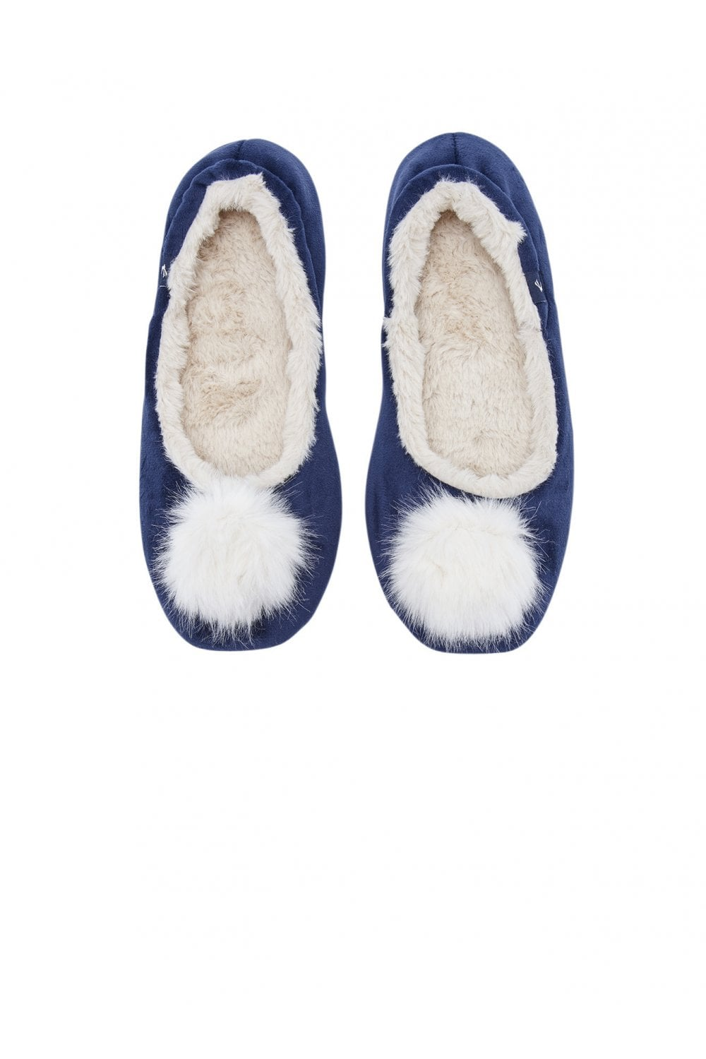 Joules Pombury Ballet Style Slippers
