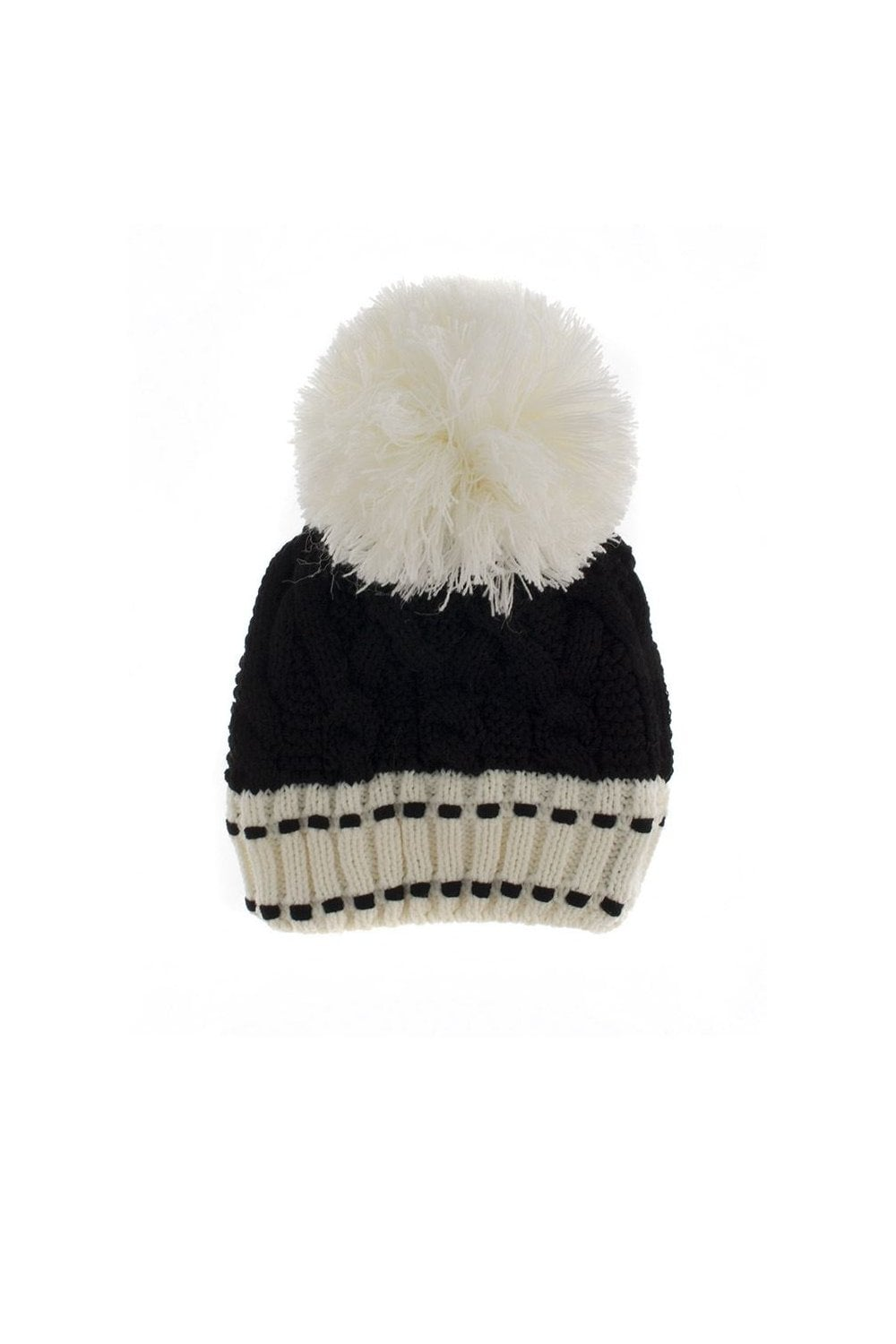 c522931cbfb95 Dents Womens Chunky Cable Knit Hat - Accessories from Potters of ...