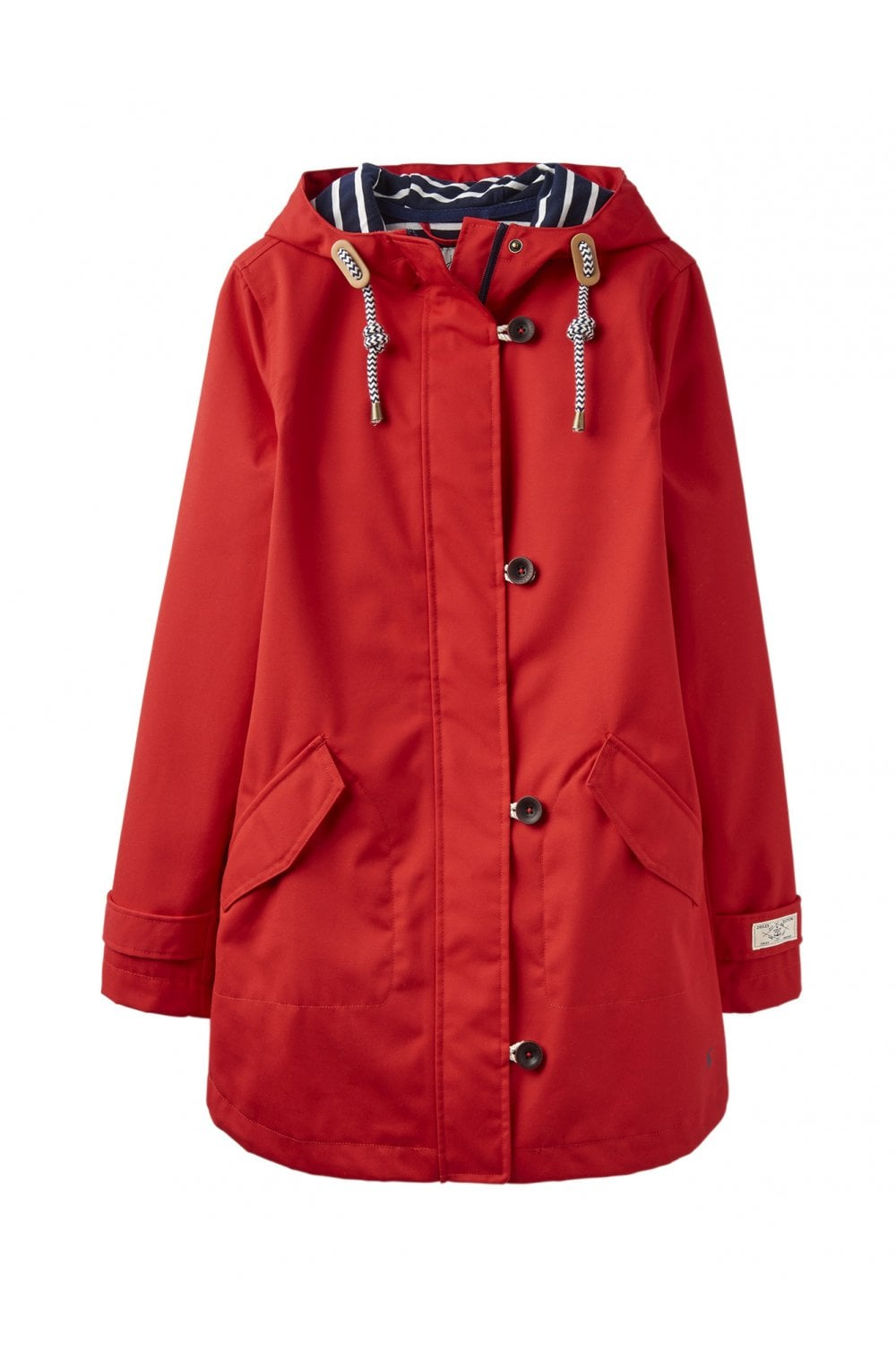 6a11353ac Womens Coast Mid Waterproof Jacket - Red